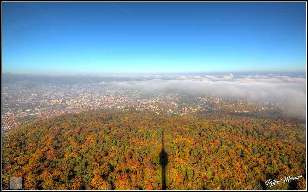 autumn in stuttgart